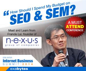 Malaysia Internet Business Summit MIBS 2014